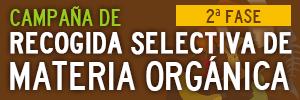 Campaña de Recogida selectiva de materia orgánica